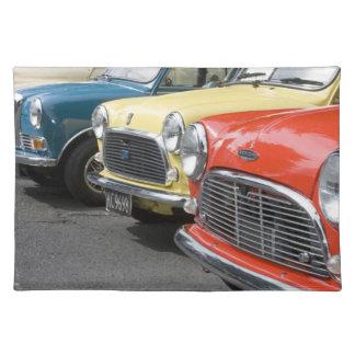 WA, Seattle, automobile britannique classique Set De Table