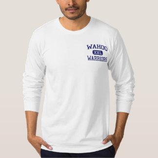 Wahoo - guerriers - lycée - Wahoo Nébraska T-shirt