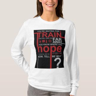 WAITING4a_train T-shirt