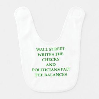 Wall Street Bavoirs De Bébé