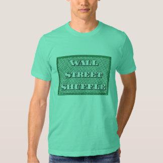 Wall Street Shuffle T-shirt