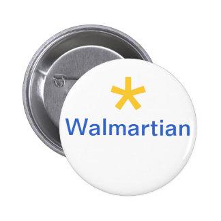 Walmartian Badge Rond 5 Cm