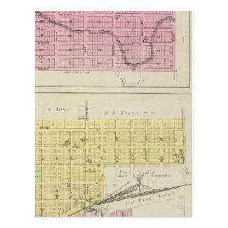 Wamego, Louisville, le Kansas Carte Postale