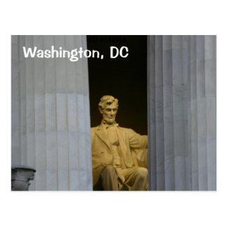Washington, C.C :  Le Lincoln Memorial Carte Postale