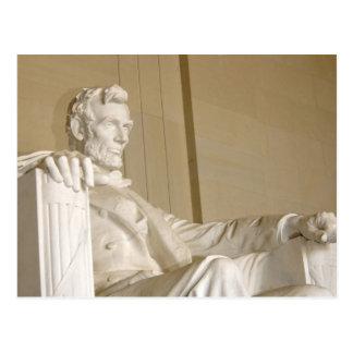 Washington, C.C, le Lincoln Memorial Carte Postale