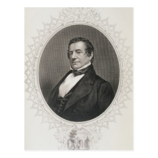 Washington Irving Carte Postale