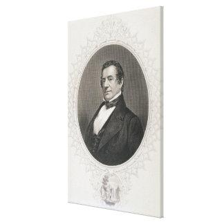 Washington Irving Impressions Sur Toile