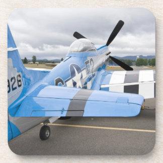 Washington, Olympia, airshow militaire. 3 Dessous-de-verre