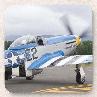 Washington, Olympia, airshow. militaire Dessous-de-verre
