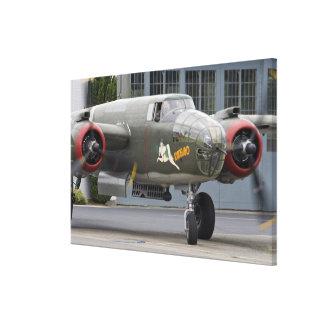 Washington, Olympia, airshow. militaire Toiles