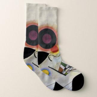 Wassily Kandinsky - chaussettes d'art de la