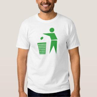 Waste T-shirts