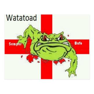 Watatoad - produits de bufoltiple de semper cartes postales