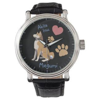 Watch Akita Inu MM. Armbanduhr Montres