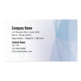Wave Essence Business Card Pack Of Standard Business Cards