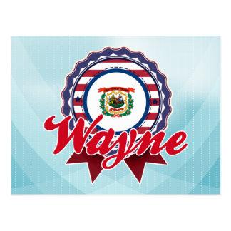 Wayne, WV Carte Postale