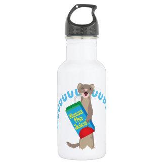 Wease la bouteille d'eau de jus