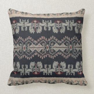 Weavings tribaux indonésiens Indonésie de textiles Coussin