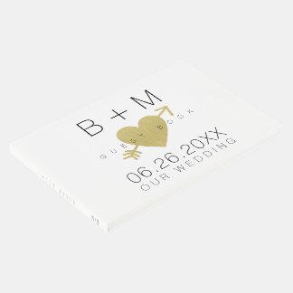 wedding_book, un livre d'invité pour un événement