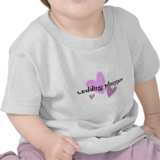 Wedding planner t-shirts