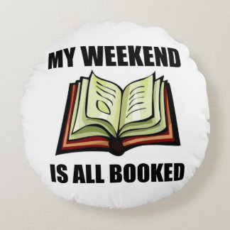 Weekend tous réservés coussins ronds