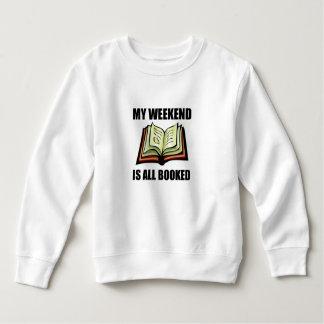Weekend tous réservés sweatshirt
