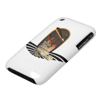 welcome in the futur coque iPhone 3 Case-Mate