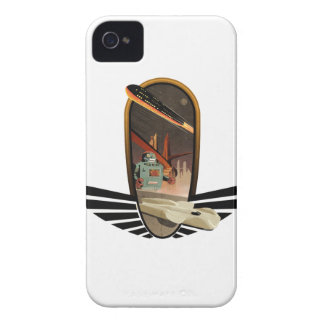 welcome in the futur coques iPhone 4 Case-Mate