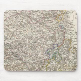 Westphalen, RheinPrivinz, Hesse Tapis De Souris
