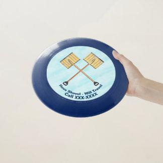 Wham-O Frisbee Affaires de déblayement de neige