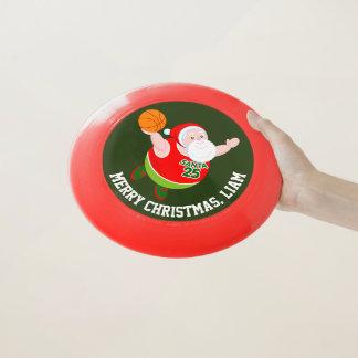 Wham-O Frisbee Bande dessinée d'amusement du père noël trempant