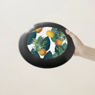 Wham-O Frisbee blanc de pineaple et de citron