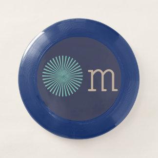 Wham-O Frisbee Bleu de l'OM