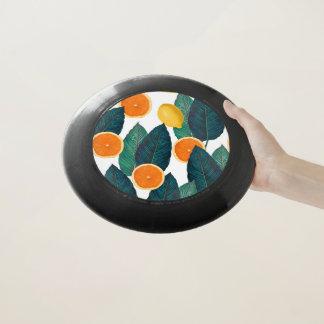 Wham-O Frisbee Citrons et oranges blancs