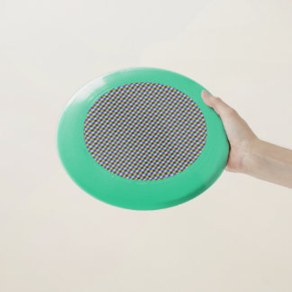 Wham-O Frisbee Contre-taille en néon