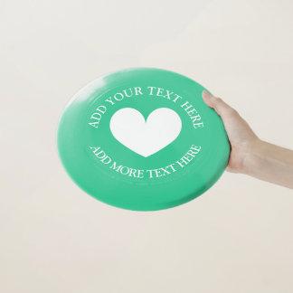 Wham-O Frisbee Disque fait sur commande de golf de frisbee de