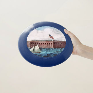 Wham-O Frisbee Fort Sumter d'ABH