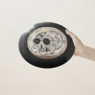 Wham-O Frisbee Frisbee de crâne