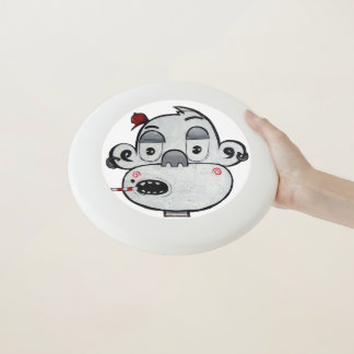 Wham-O Frisbee Frisbee de visage de singe