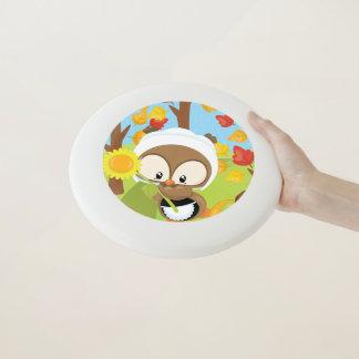 Wham-O Frisbee Hibou de thanksgiving - 1