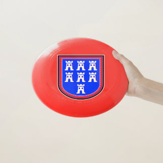 Wham-O Frisbee La Transylvanie dans le ciel