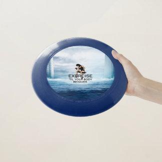 Wham-O Frisbee L'exercice SUPÉRIEUR jusqu'au corps se comporte