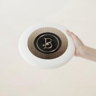 "Wham-O Frisbee Monogramme de ""B"""