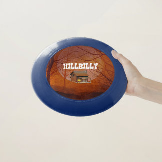 Wham-O Frisbee Montagnard de PIÈCE EN T fier