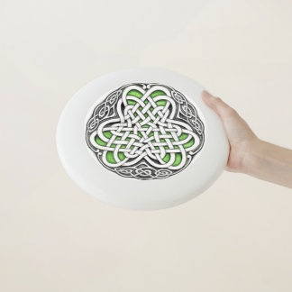 Wham-O Frisbee Noeud celtique