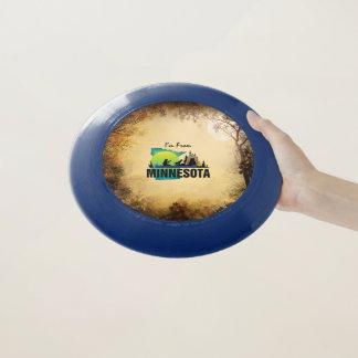 Wham-O Frisbee PIÈCE EN T je suis le Minnesota
