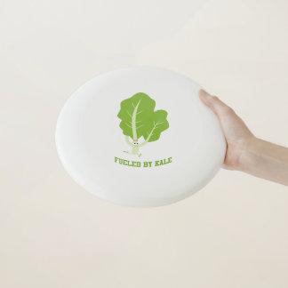 Wham-O Frisbee Rempli de combustible par le chou frisé