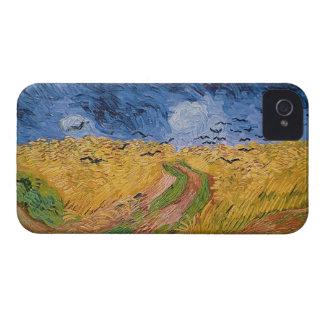Wheatfield de Vincent van Gogh | avec des Coque iPhone 4 Case-Mate