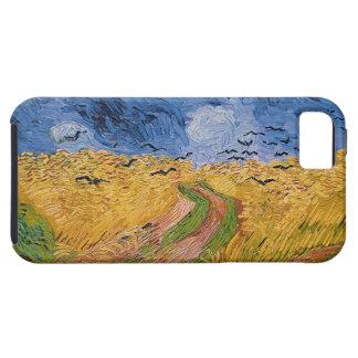 Wheatfield de Vincent van Gogh | avec des Coques iPhone 5 Case-Mate