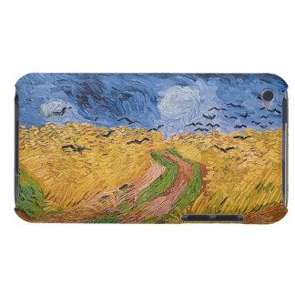 Wheatfield de Vincent van Gogh | avec des Coques iPod Touch